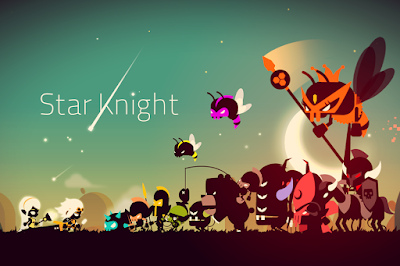 A fantastic balance between gorgeous graphics Star Knight v1.1.7 Apk