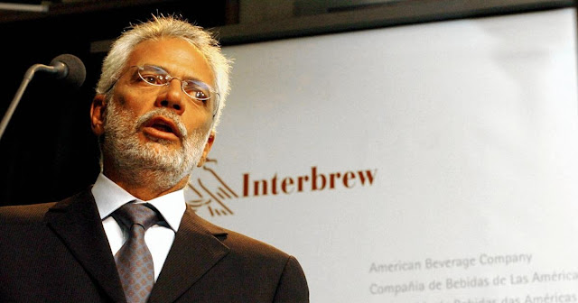 Marcel Herrmann Telles, Petualang Bisnis dari Brasil