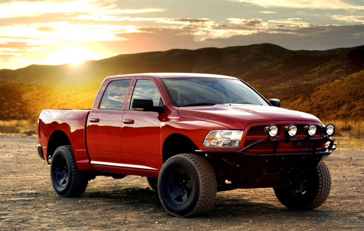 Dodge Ram Sport Truck Hd Wallpaper Wallpapers Memes
