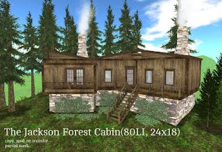 Jackson Forest Cabin