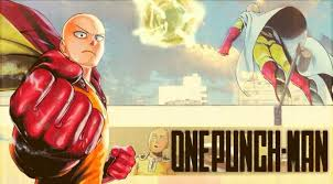 One Punch Man, anime