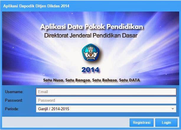 Download Aplikasi Dapodikdas