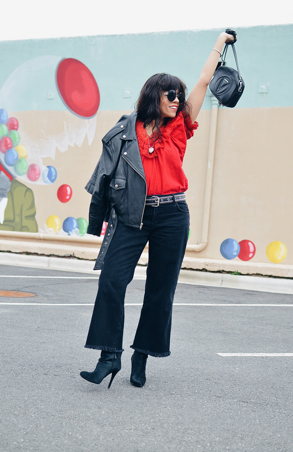 Valentines outfit street style