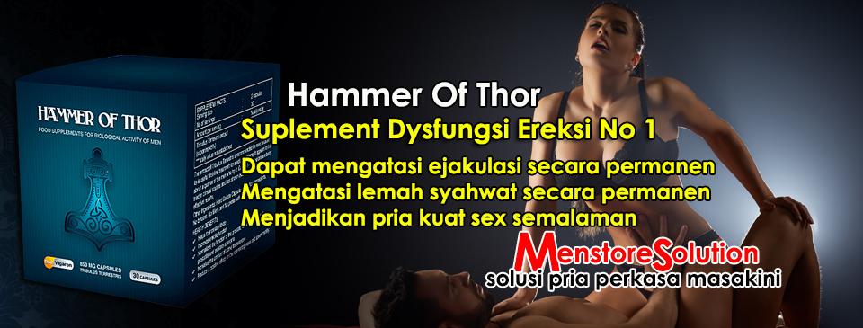jual hammer of thor di bali