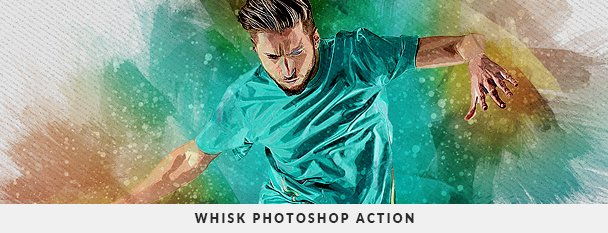 Painting 2 Photoshop Action Bundle - 27