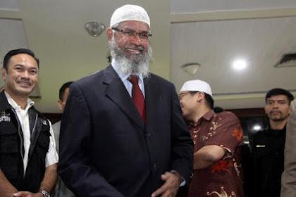 Dr Zakir Naik Jelaskan al-Maidah 51