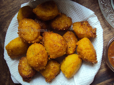 fresh corn pakoda