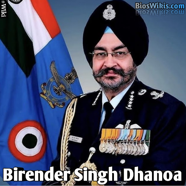 Birender Singh Dhanoa biography wiki