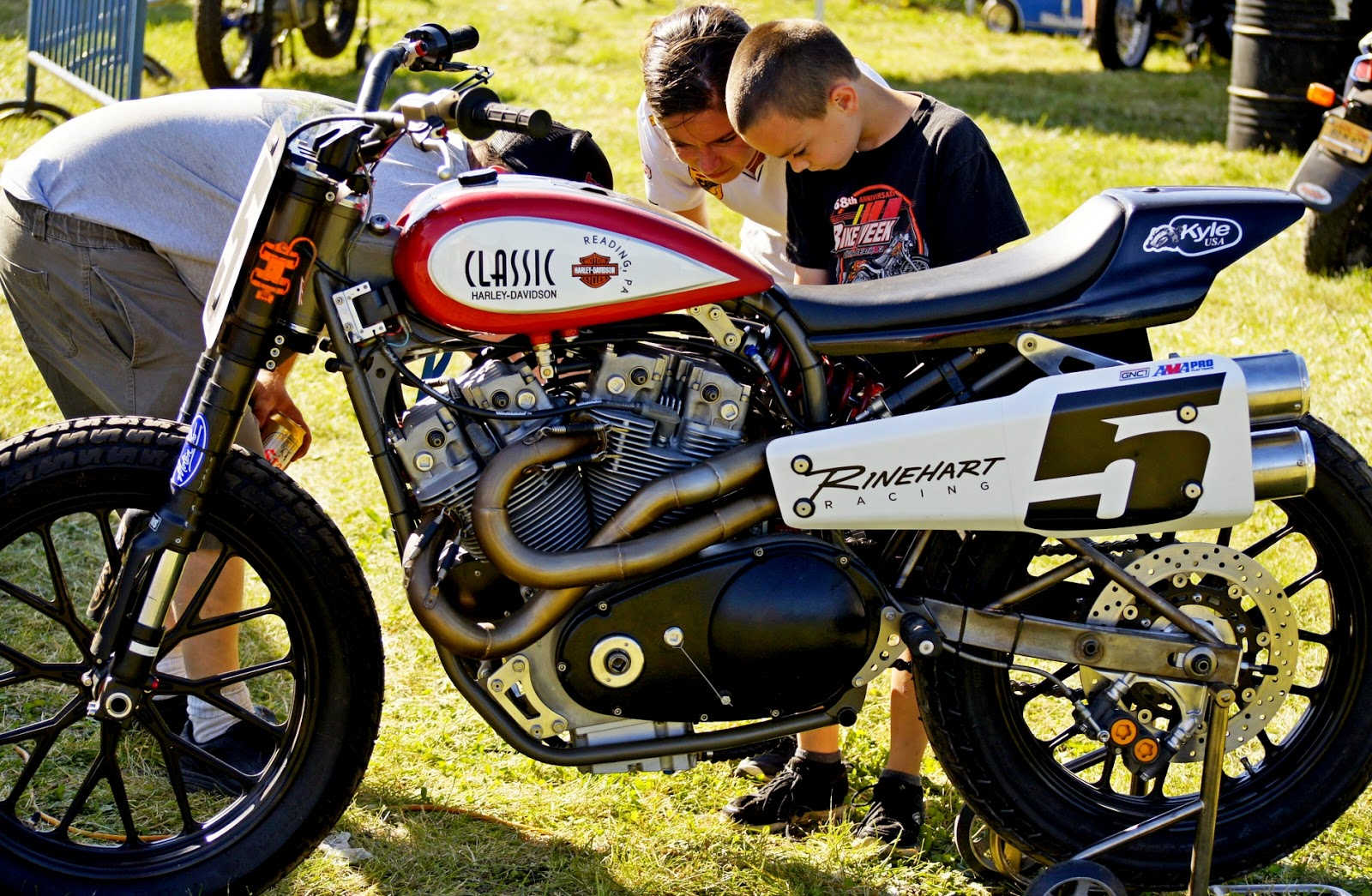 Stu's Shots R Us: Zanotti Racing Announces Partnership Agreet ...