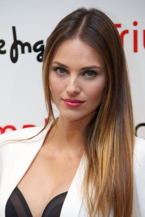 Helen Lindes Model Tercantik dan Terseksi di Spanyol