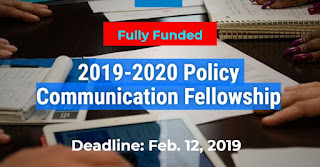 PRB Policy Communication Fellowship
