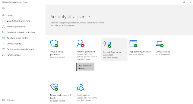 How to Enable / Disable Windows Defender Firewall in Windows 10