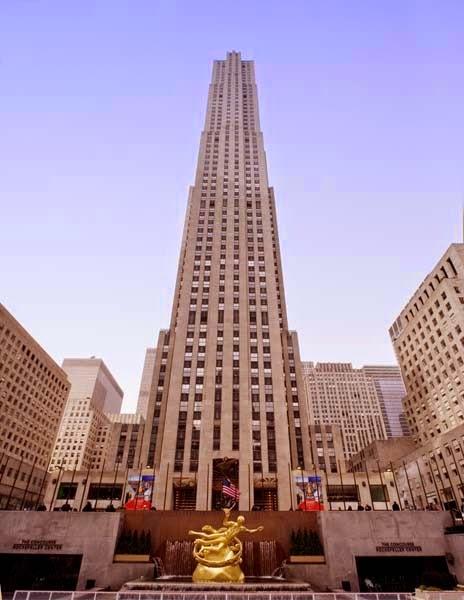 Edificio Ge Ge Building Arquitectura Asombrosa