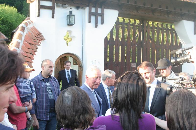 Charles herceg, Erdély, Károly herceg, magyarság, Miklósvár, Románia, Székelyföld, Zalánpataka,