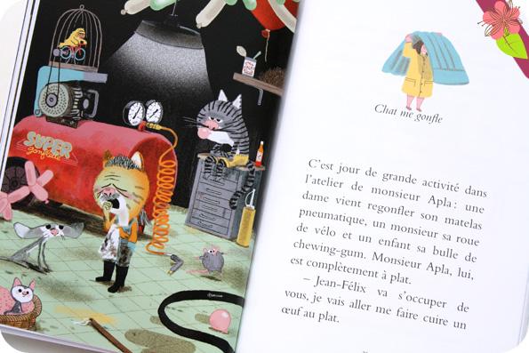 Chien Pourri ! Et sa bande de Colas Gutman et Marc Boutavant - école des loisirs