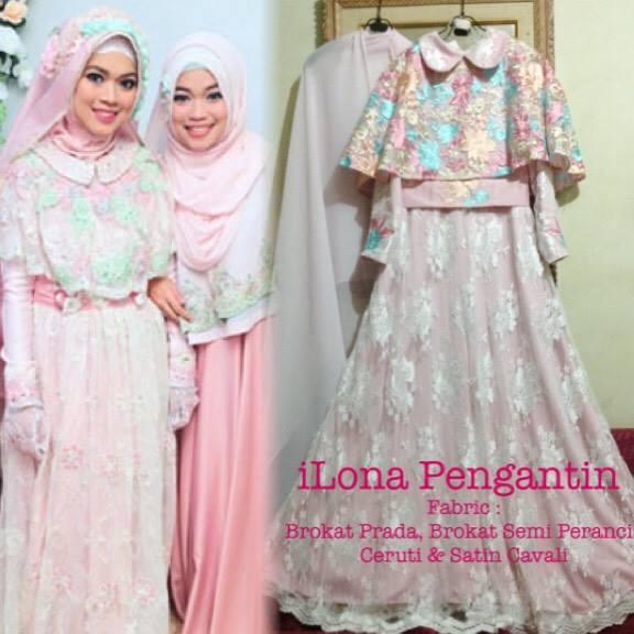 Sa Ma Ra Boutique Butik Baju Pesta Keluarga Muslim Gaun Pengantin
