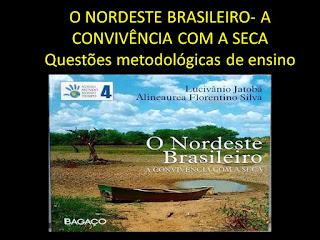 """""""O Nordeste Brasileiro - A Convivencia com a seca e questoes Metodologicas de Ensino"""" icon"""