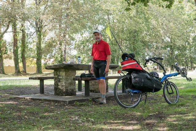 Vélodyssée - la voie verte de Bordeaux à Lacanau