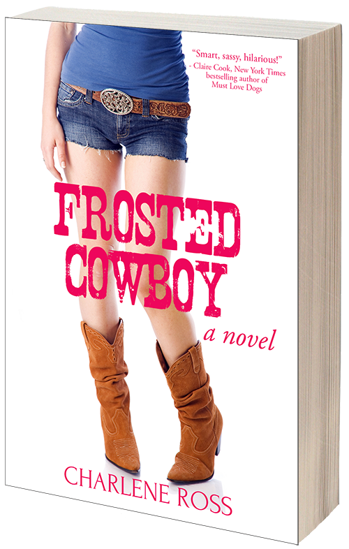 Frosted Cowboy, by Charlene Ross