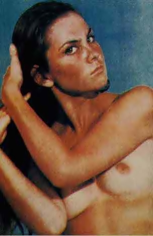 Amusing nude nipples of bond girls