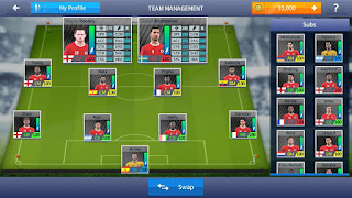 Save Data Manchester United Dream League Soccer 2017