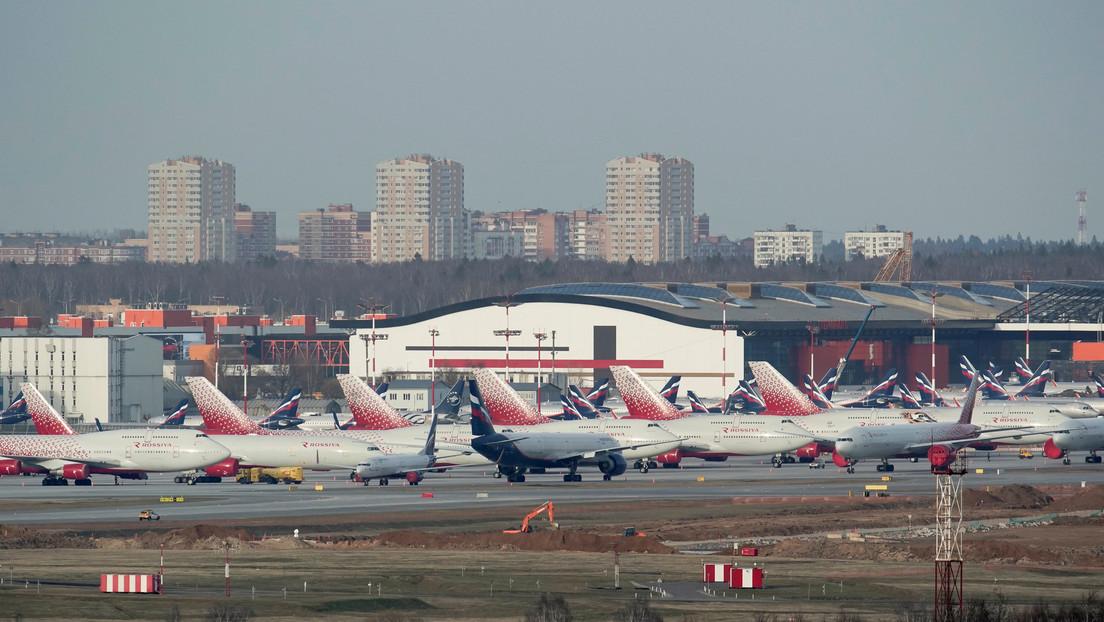 #Rusia reanudará los #vuelos internacionales a partir del 1 de agosto