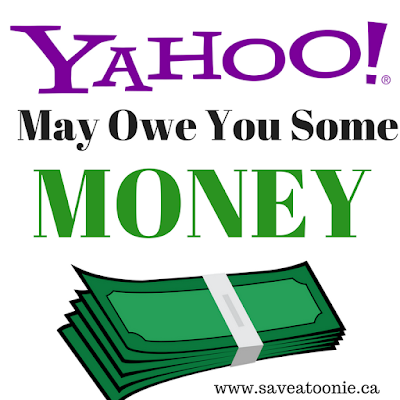 Yahoo May Owe You Some Money Soon