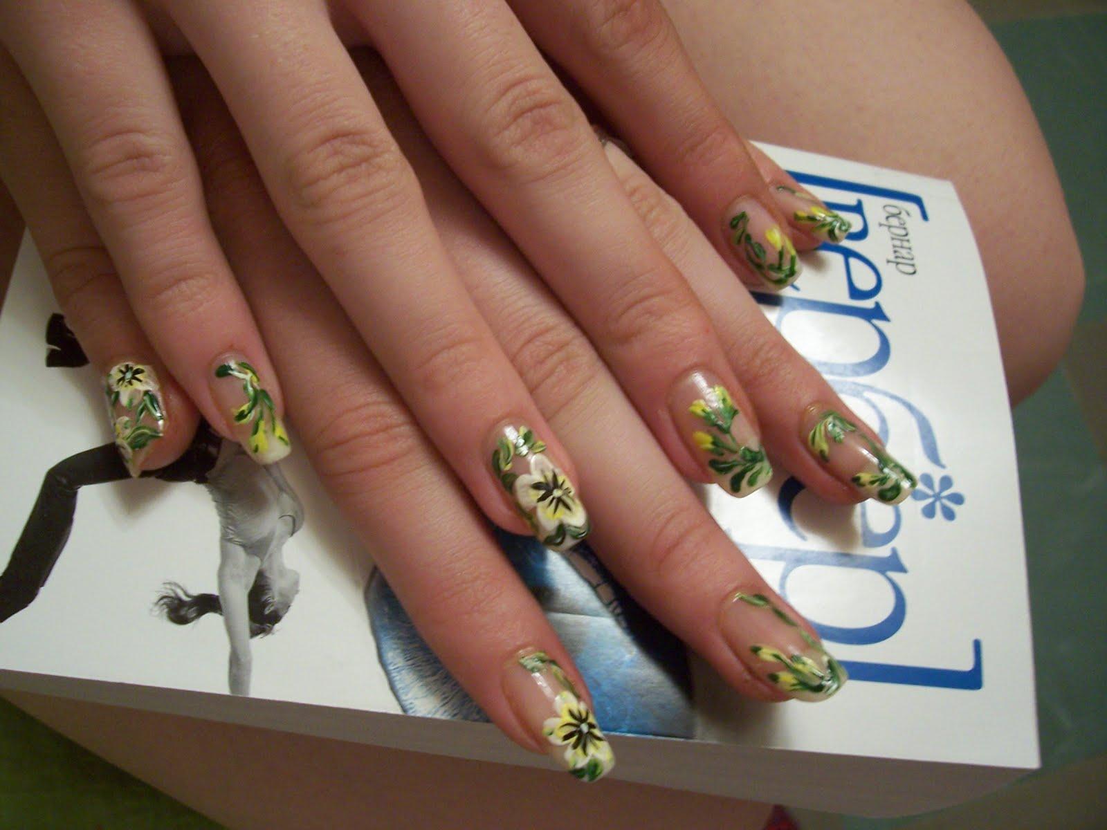 Нейл-арт, дизайн ногтей, уход за ногтями: Плоды моего ...