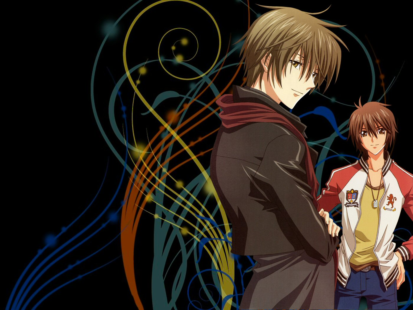 Profile Dp & Cover Photo Wallpapers : Hd-anime-boy-special