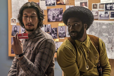 BlacKkKlansman 2018 movie