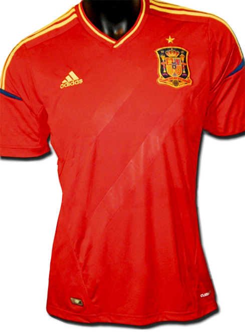 canalfútbol Blog  Posible camiseta adidas de la Selección Española ... 2b613ecb8aae4