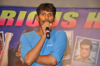 selfie raja movie success meet photos