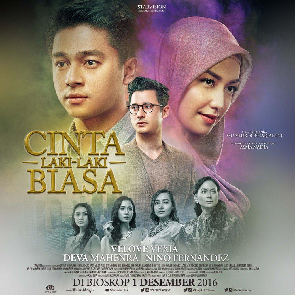 Dandelion Menyapa: [QUOTE] FILM CINTA LAKI-LAKI BIASA