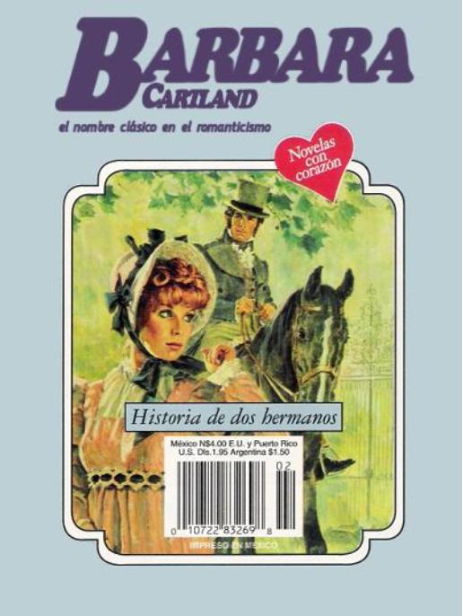 Historia De Dos Hermanos – Barbara Cartland
