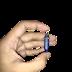 Double Terminated Lapis Lazuli Pendant