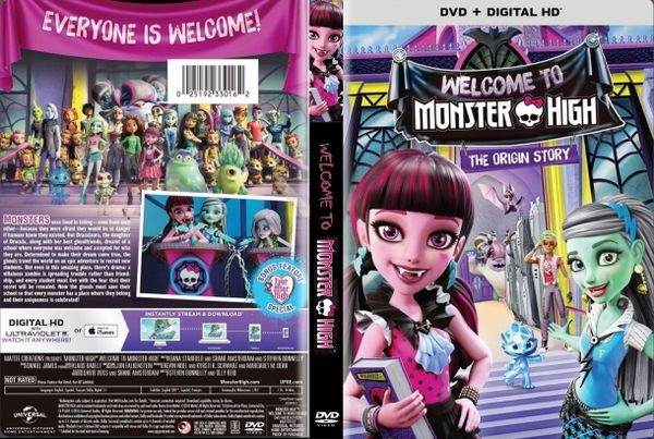 Monster High: Welcome To Monster High – Latino, Inglés