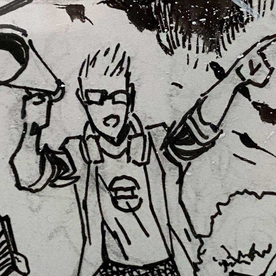 Esquadrão Suicida: James Gunn compartilha engraçada arte conceitual
