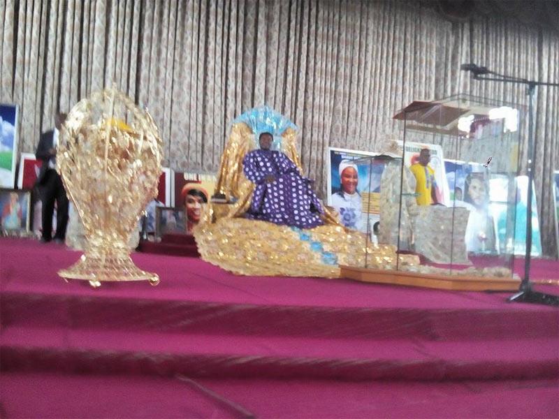 Failed US prophesy: I barred my church members from watching TB Joshua - Daddy Hezekiah
