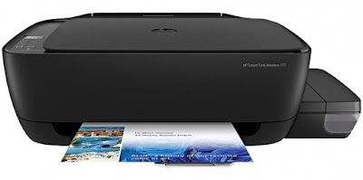 HP Smart Tank Wireless 455 Driver Download