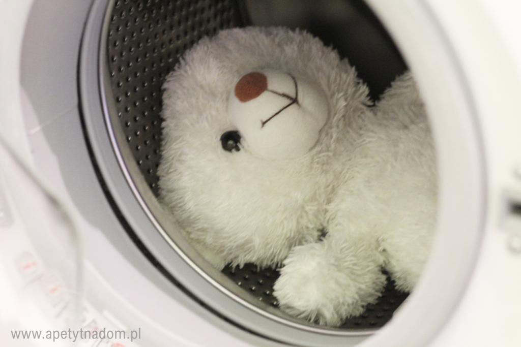 jak prać pluszaki