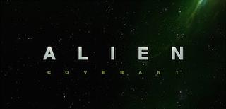 alien covenant: nuevo poster internacional