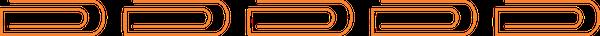 paper clip border