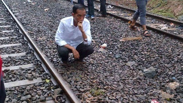 Jalan Desa 191 Ribu Km Dinilai Bohong, Jokowi: Silakan Ukur Sendiri