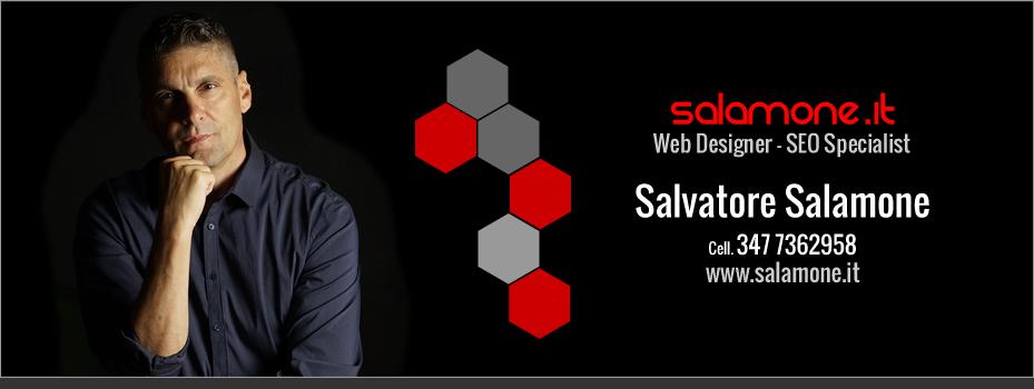 Salvatore Salamone | Web Designer e SEO Specialist | Web Agency a Nichelino (Torino)