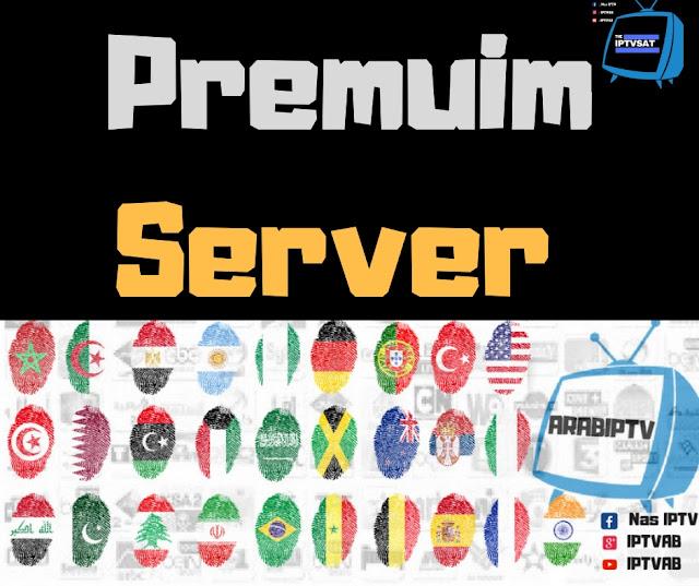 Pack Server Premuim IPTV + Free Newcamd + Xtream Code+