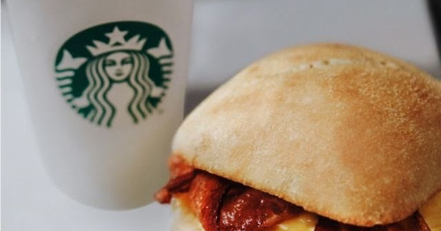 $5 for Bacon, Egg & Gouda Breakfast Sandwich and Grande Coffee at Starbucks | Brand Eating