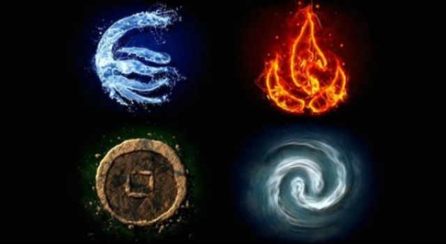 Φωτιά, Αέρας, Νερό, Γη - Τα τέσσερα στοιχεία στην αρχαία Ελληνική φιλοσοφία...