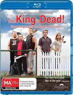 The King Is Dead – BDRip AVI Legendado