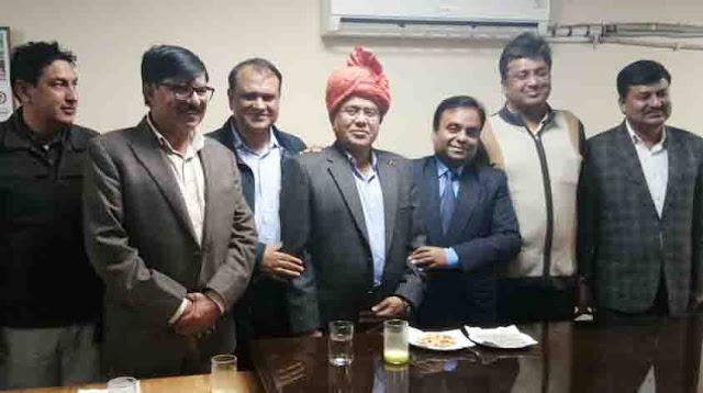 Faridabad SDM Pratapsingh retired