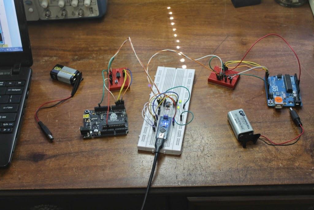 DQSoft: RS485 - Um Exemplo com o Arduino